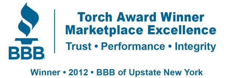 Better Business Bereau - Torch Award Winner Marketplace Excellence