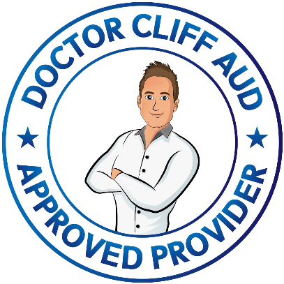 Doctor Cliff AUD - Approved Provider